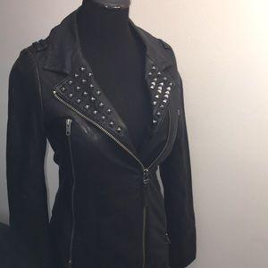 Mackage leather sz xs